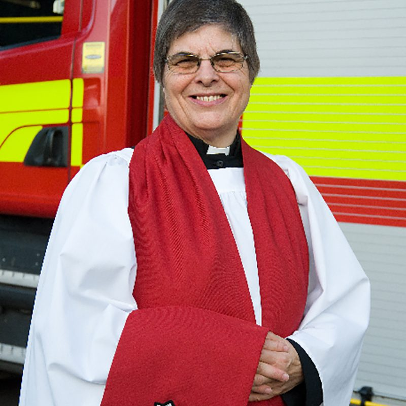 Revd Barbara Johnson