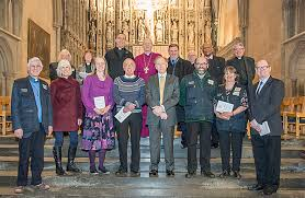 St Albans Abbey Chaplains event